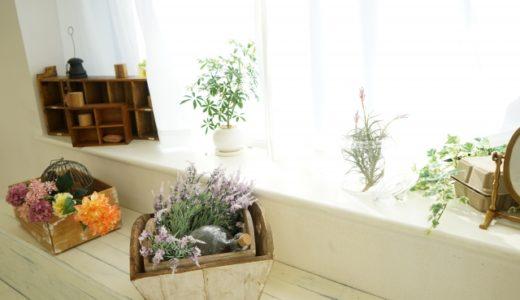 出窓を飾るおしゃれなカーテンスタイル【11選】