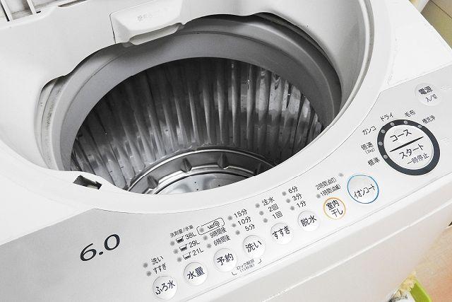 洗濯機 カーテンの洗濯