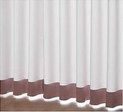 非遮光品 遮光なしカーテン