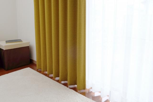 遮光カーテンのつくり方