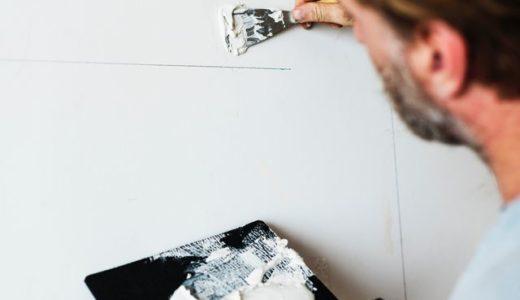【壁紙の下地】DIYでクロスを貼るときの下地作りを「まとめ」ました