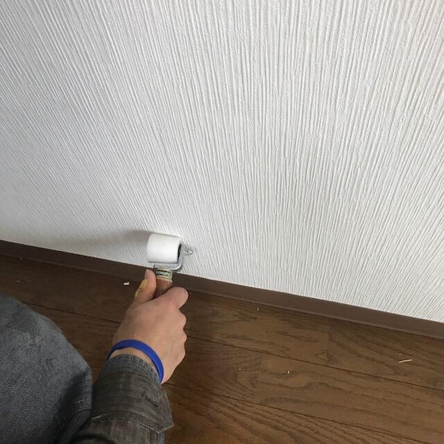 壁紙(クロス)ジョイントの開き・隙間を完璧に抑える方法