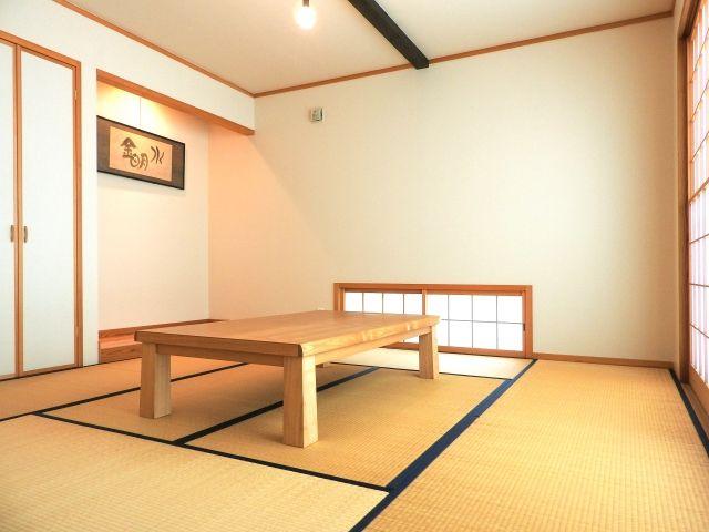 和室の壁紙 実例ありの完全ガイド プロが教える和室に合うクロスの選び方 飾りんぼ