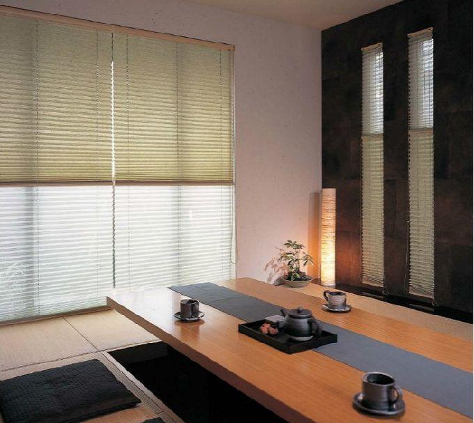 timeless design 84a8d 6a2c9 和室の窓】カーテンのプロが教える8つのスタイルと選び方 | 飾りんぼ