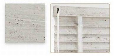 木製ブラインド k821 アンティークホワイト