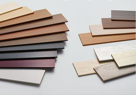 木製ブラインドのスラットの選び方