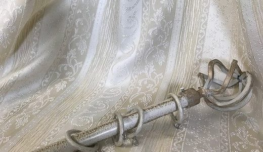 【おしゃれなカーテンレール】窓辺を美しくみせるコーディネート【32選】