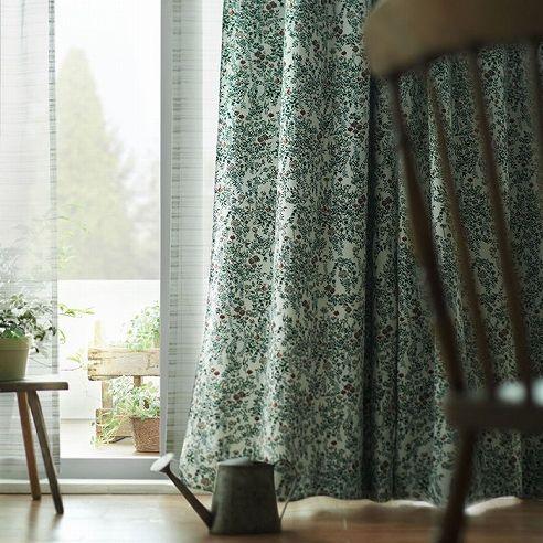 ブロデュリー 遮光1級カーテン