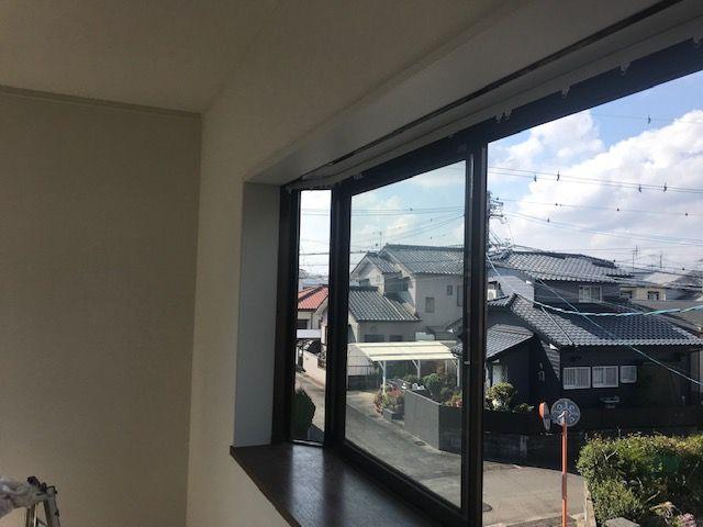 窓枠のリアテックDIY