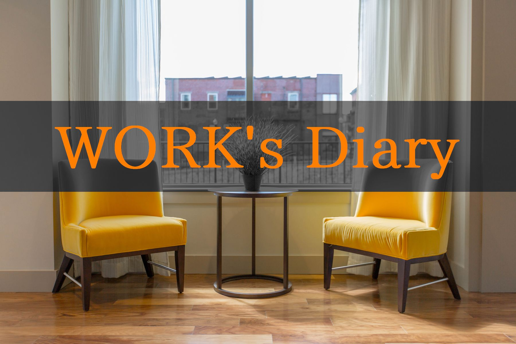 works diary