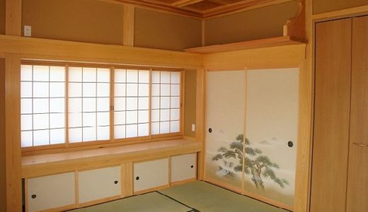 【和室の窓DIY】障子を外してカーテンレールを取りつける方法