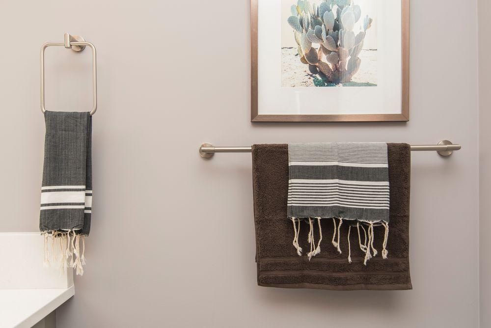 綺麗なトイレの壁紙