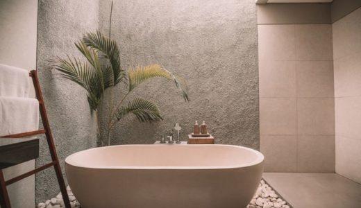 【浴室の床シート】お風呂の床がリフォームで復活「黒カビ・タイルの割れ」