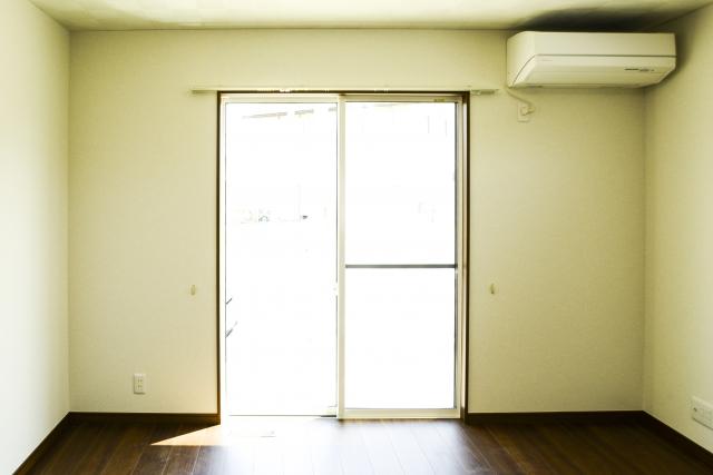 掃き出し窓の機能レール