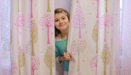 【子供部屋のカーテン事例】写真でイメージする可愛らしいお部屋30選