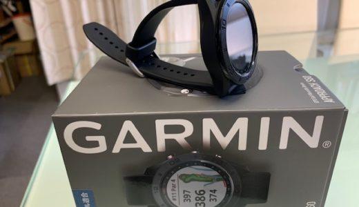 【GARMIN ガーミンAPPROACH S60レビュー】面倒くさがりな人におすすめの高機能スマートウォッチ