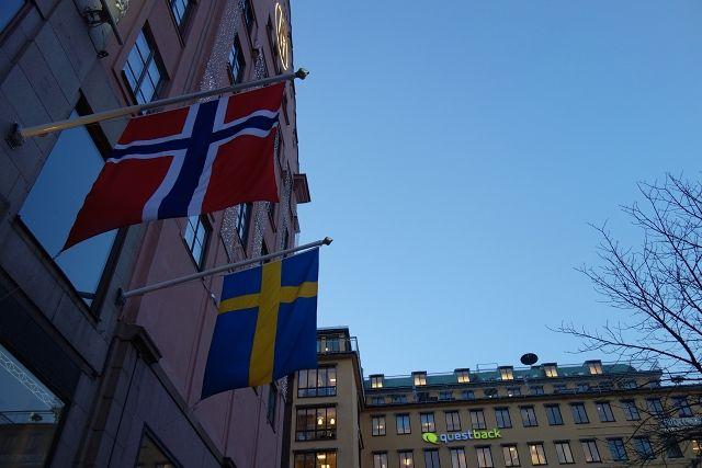 北欧 スウェーデン