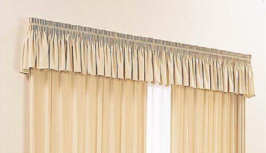 【カーテンの上飾り】ギャザーバランスのお洒落な施工事例【28選】
