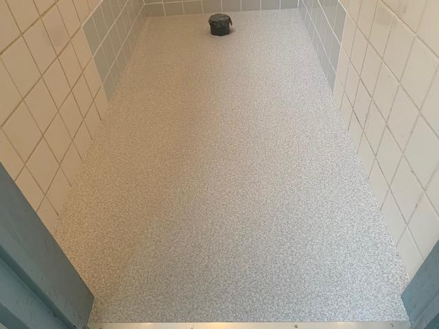 トイレのクッションフロア