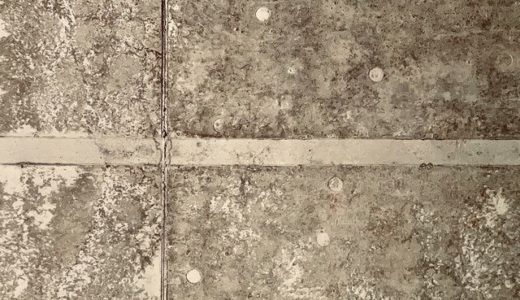 【回答】コンクリートに直貼りした壁紙(クロス)浮きの直し方「DIY」