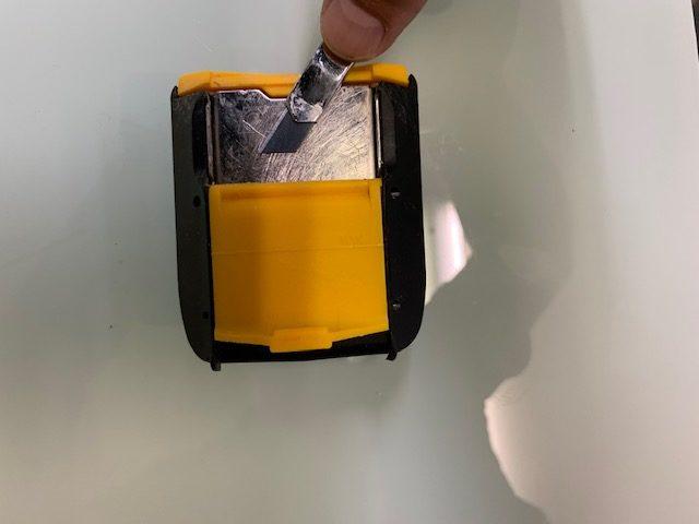 オルファ(OLFA) 安全刃折処理器ポキPROの使い方