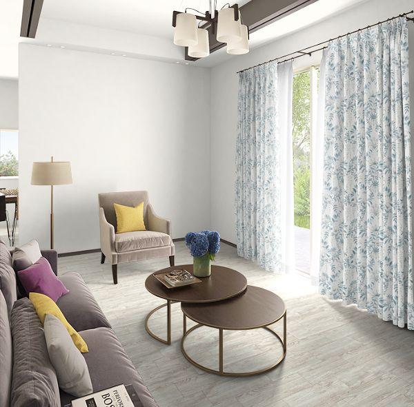 インテリアコーディネートの色使い 広く見える部屋