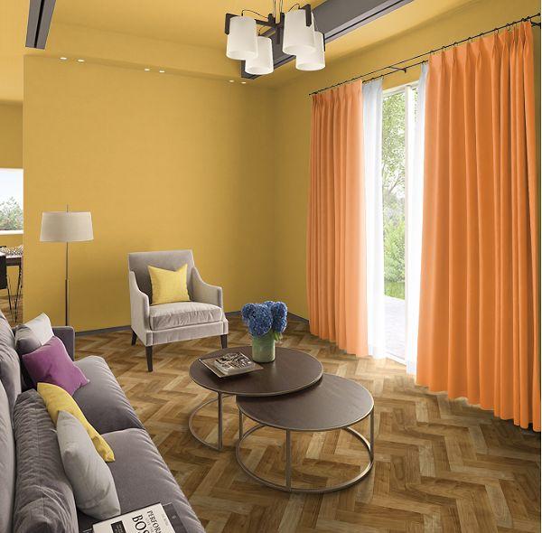 インテリアコーディネートの色使い 狭く見える部屋